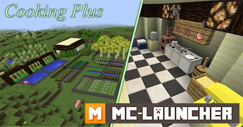 Cooking Plus 1.8